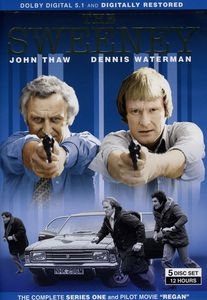 "The Sweeney: The Complete Series One and Pilot Movie ""Regan"""