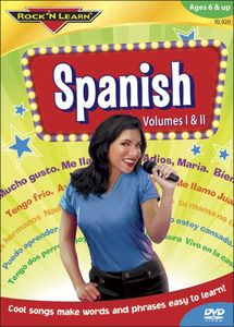 Rock N Learn: Spanish, Vol. 1 and 2