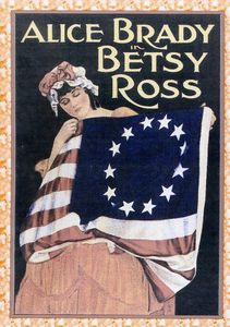 Betsy Ross [1917] [B&W] [Silent]