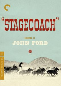 Criterion Collection: Stagecoach [Widescreen] [Black and White]