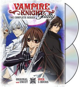 Vampire Knight: The Complete Series [WS] [2 Discs] [Original and Uncut]