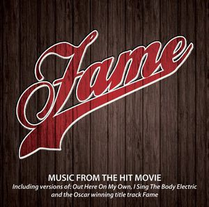 Fame-Music from the Hit Movie (Original Soundtrack) [Import]