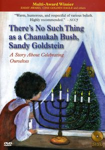 There's No Such Thing As A Chanukah Bush, Sandy Goldstein [Childrens][Full Screen]