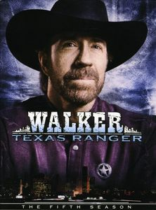 Walker, Texas Ranger: The Complete Fifth Season [Full Frame] [7 Discs] [Slim Packs] [Slipcase] [Sensormatic]