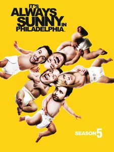 It's Always Sunny In Philadelphia: Seasons 5 [Widescreen] [2 Discs]