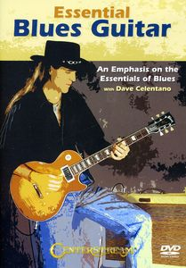 Essentai Blues Guitar: Emphasis Essentials Blues