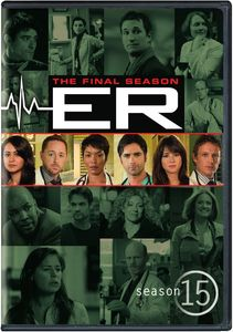 ER: The Complete Fifteenth Season