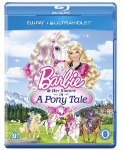 Barbie & Her Sisters in a Pony Tale (Blu+Uv)