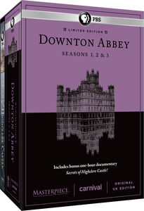 Downton Abbey: Seasons 1, 2 & 3 (Masterpiece Classic)
