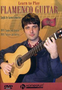 Learn To Play Flamenco Guitar [Instructional] [2 Pack]