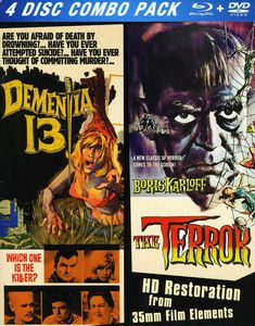 The Terror/ Dementia 13