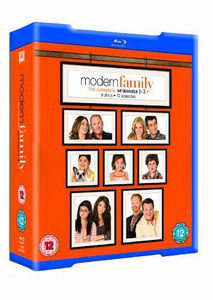 Modern Family: Seasons 1-3 [Import]