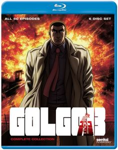 Golgo 13: Complete Collection