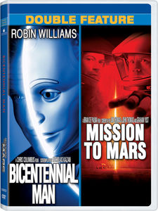 Bicentennial Man /  Mission to Mars