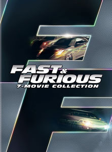 Fast and Furious 7-movie Collection