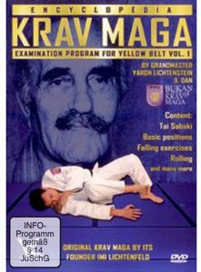 Vol. 1-Krav Maga Encyclopedia Examination Program [Import]