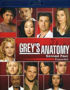 Grey's Anatomy: The Complete Fourth Season [4 Discs]