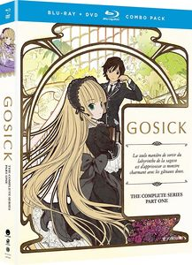 Gosick: The Complete Series - Part One