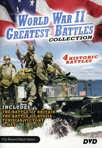 Greatest Battles Of WWII, Vol. 2