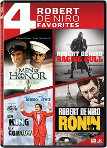 Men of Honor /  Raging Bull /  the King of Comedy