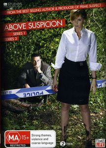Above Suspicion: Series 1 & 2 [Import]