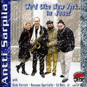 We'd Like New York...In June!