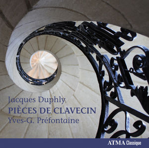 Jacques Duphly: Pieces de clavecin
