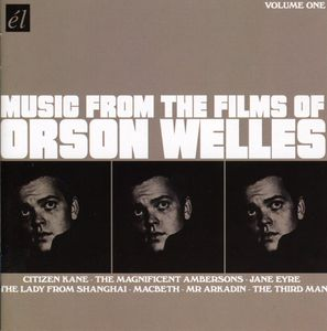 Music From The Films Of Orson Welles 1 (Original Soundtrack) [Import]