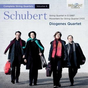 Schubert: String Quartets 6