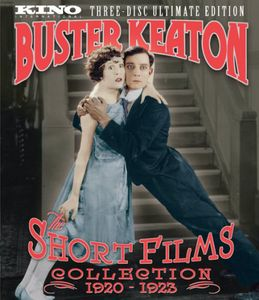 Buster Keaton: Short Films Collection: 1920-1923