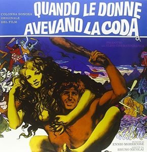 Quando Le Donne Avevano la Coda (Original Soundtrack) [Import]