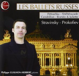 Russian Ballets in Paris