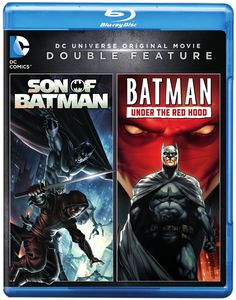 DCU: Son Of Batman/ DCU Batman: Under The Red Hood