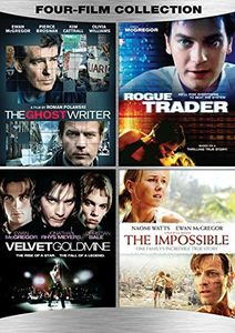 The Ghost Writer /  Rogue Trader /  Velvet Goldmine /  The Impossible