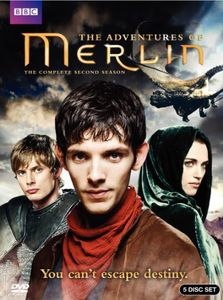 Merlin: Complete Second Season