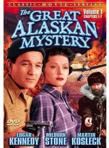 Great Alaskan Mystery, Vol. 1: Chapter 1-7