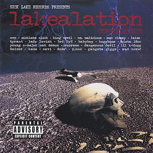 Sick Lake Muzic Presents: The Lakealation /  Various