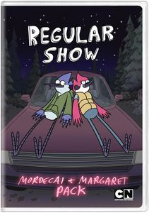 Regular Show: Mordecai and Margaret Pack, Vol. 5