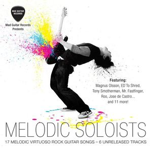 Melodic Soloists /  Various