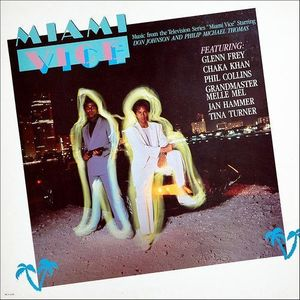 Music From The TV Series Miami Vice (Original Soundtrack) [Import]
