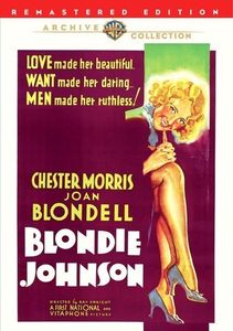 Blondie Johnson [Remastered] [Black and White] [Full Frame]