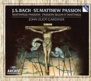 Bach J.S: St Matthew's Passion (Complete)
