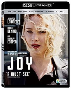 Joy [4K Ultra HD + Blu-ray + Digital HD]