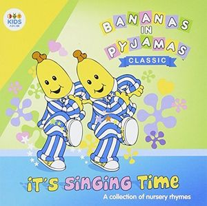 It's Singing Time: Collection of Nursery Rhymes [Import]