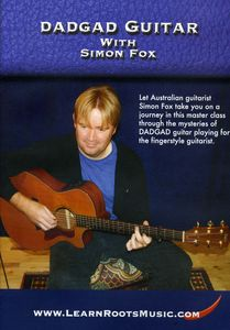 Dadgad Guitar with Simon Fox