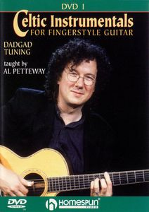 Celtic Instrumentals For Fingerstyle Guitar Level 1 and 2 [Instructional]