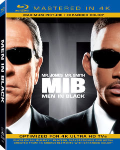 Men in Black (4K-Mastered)