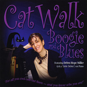 Cat Walk Boogie & Blues