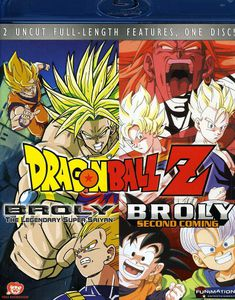 Dragon Ball Z: Broly Double Feature [Japanimation]
