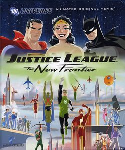 Justice League: New Frontier